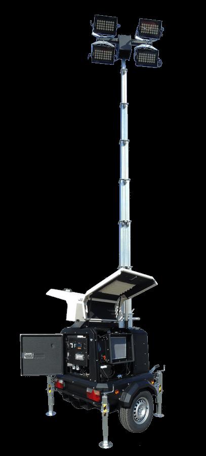 V20 Light Tower