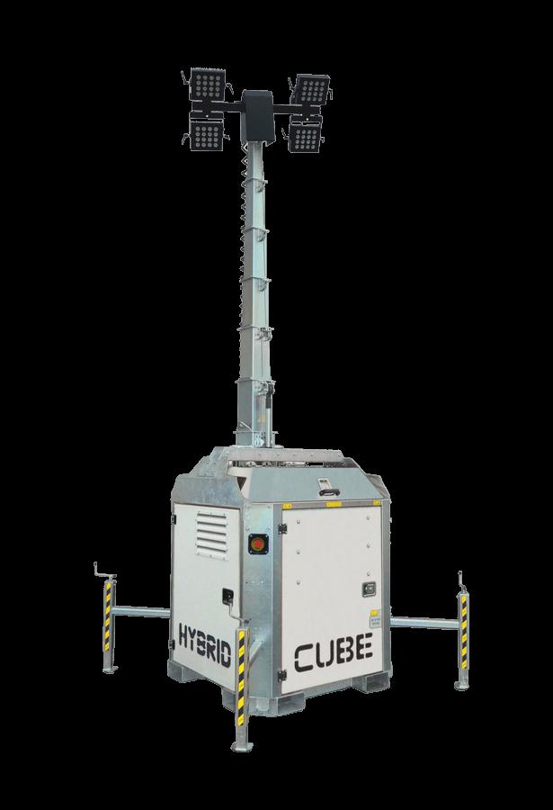 CUBE<sup>+</sup> Hybrid