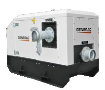 A new diesel-driven pump line