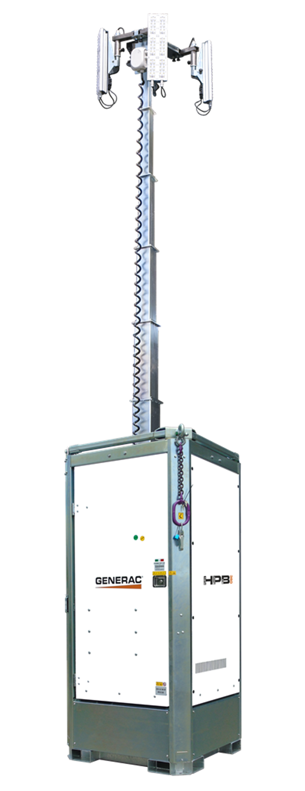 Hydro Power Box 360 Light Tower