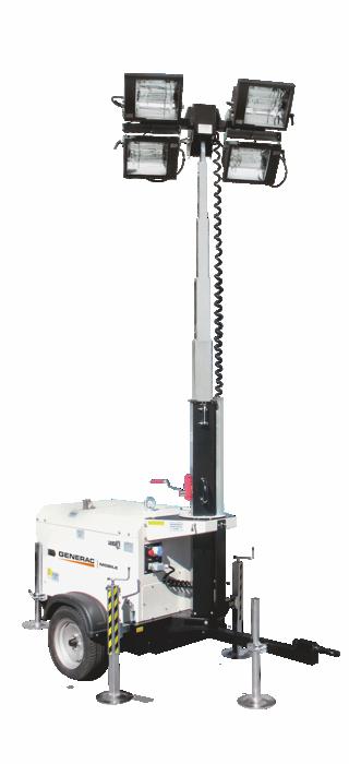 VT8 Light Tower