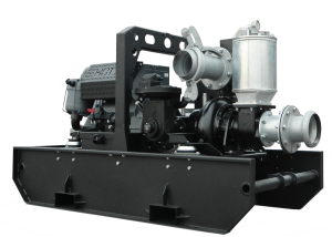 DWP-OA Line vacuum-assisted pumps
