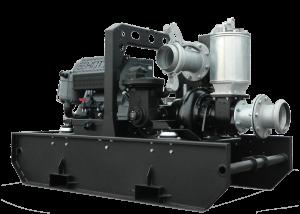 DWA-V Vakuumunterstützt Pumpen (offen)