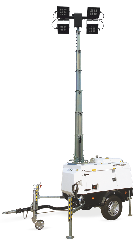 VT-Hybrid Light Tower