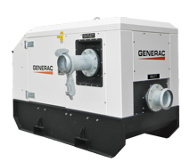 A new diesel-driven pump line