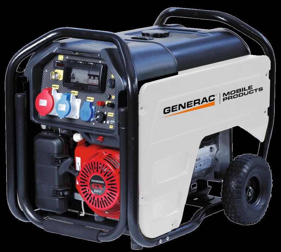 GMP-5000S Generator