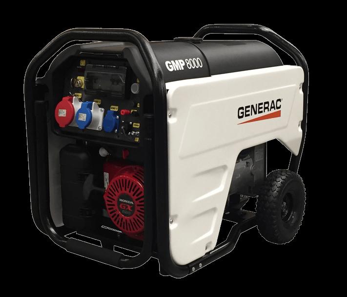 GMP-8000S Generator