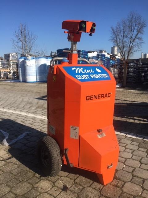 DF Mini – dust control system