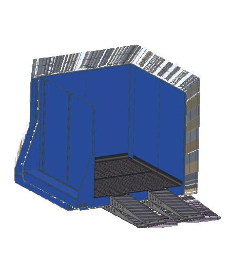 Wash Rack Modular A